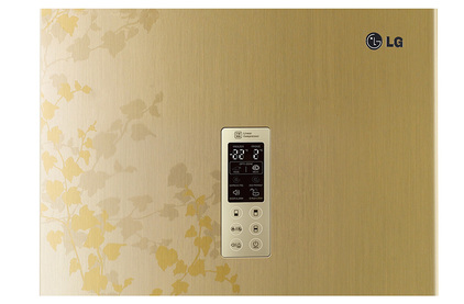 Холодильник двухкамерный LG Холодильник GAB489ZVTP