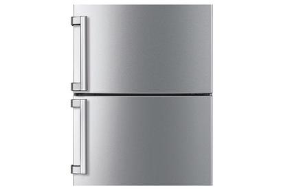 Холодильник двухкамерный LG Холодильник GAB489ZMCL