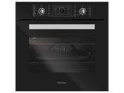 Электрический духовой шкаф Rainford RBO-5658 PB Black