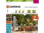 Шланг и комплект для полива GARDENA Комплект микрокапельного полива базовый с таймером (13002-20.000.00)