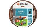 "Шланг и комплект для полива GARDENA Шланг Classic 1/2"" х 20 м комплект 18004-20.000.00"