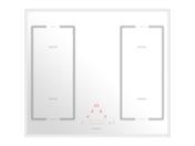 Индукционная варочная поверхность Rainford RBН-8622 BS White