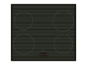 Индукционная варочная поверхность Rainford RBН-7604 BM1 Black