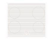 Индукционная варочная поверхность Rainford RBН-7604 BM1 White