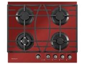 Газовая варочная поверхность Rainford RBH-4614 BFWT Red
