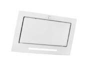 Каминная вытяжка Rainford RCH-3937 White glass