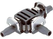 """Соединитель и фитинг для систем полива GARDENA Соединитель Т-образный 4.6 мм (3/16"""") 10 шт в блистере 08330-29.000.00"""