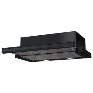 Встраиваемая вытяжка Krona Kamilla Sensor 2M 600 black/black glass