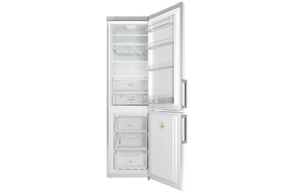 Холодильник двухкамерный Indesit XI9 T2Y S B H Silver