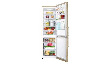 Холодильник двухкамерный LG GA-B499ZVTP