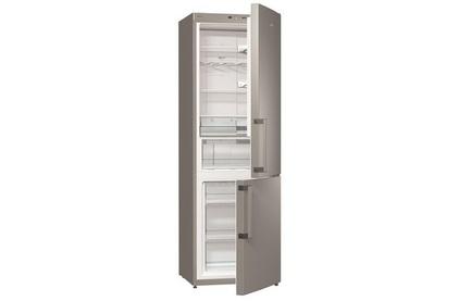 Холодильник двухкамерный Gorenje NRK6191GHX