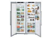 Холодильник Side-by-Side Liebherr SBSes 7253