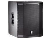 JBL PRX418S Black
