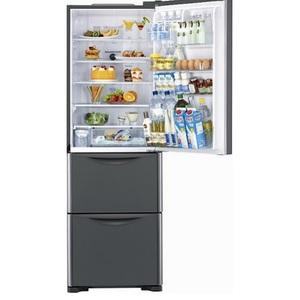Холодильник Side-by-Side Hitachi R-SG37 BPU STS