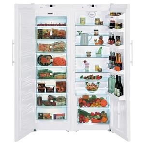 Холодильник Side-by-Side Liebherr SBS 7212
