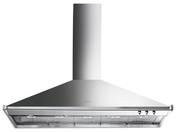 Каминная вытяжка Smeg KD150X-2