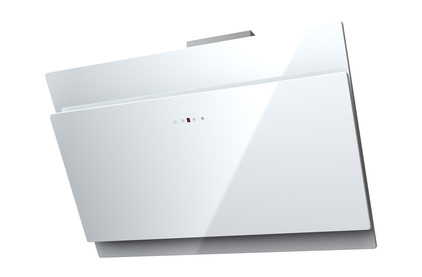 Каминная вытяжка Kronasteel Angelica sensor 900 white