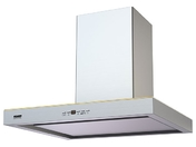 Каминная вытяжка Kronasteel STELLA Silent smart 600 light glass 5P